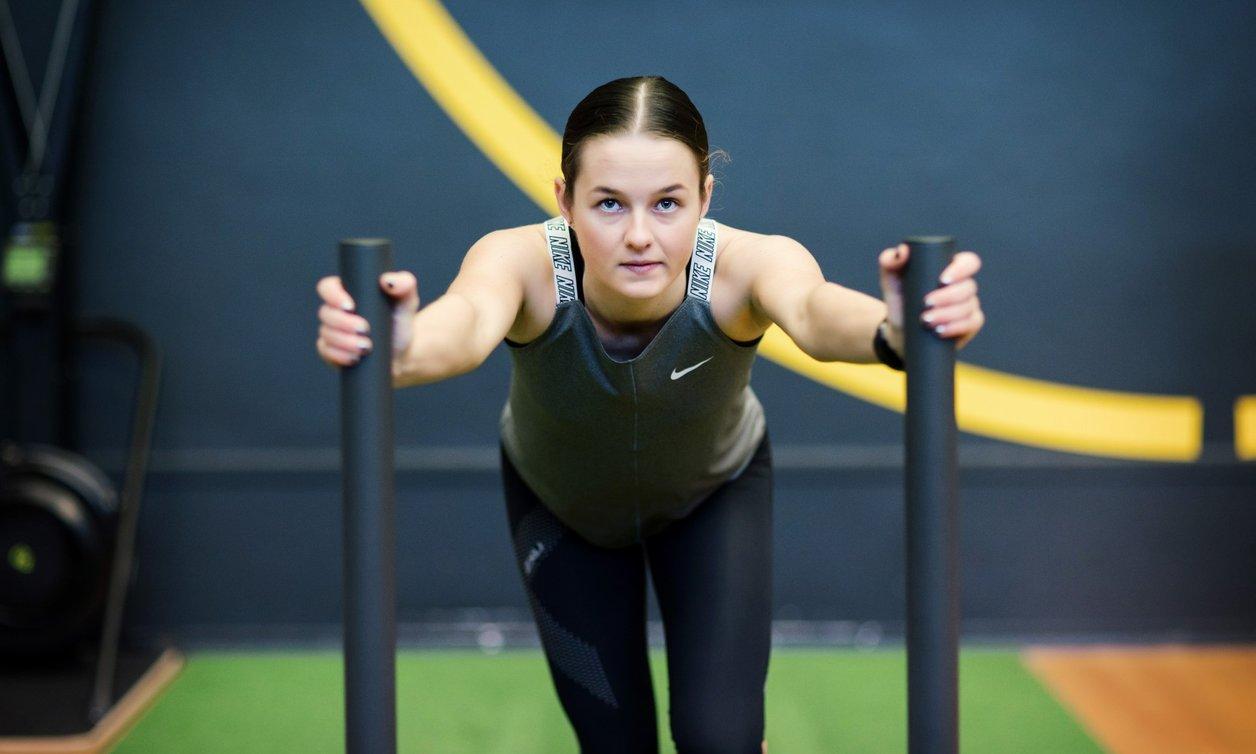 Woman mid Velocity 5-O class