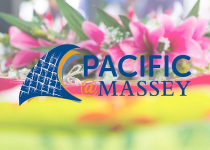 Social media banner for Pacific @ Massey