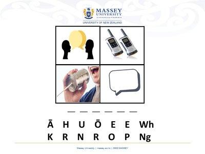 Kotahi te Kupu competition image