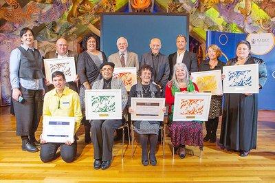 Ngā Kupu Ora Māori Book Awards