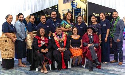 Pacific Student Success team