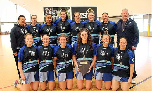 The 2018 Massey netball team was victorious in the National Tertiary Championships.