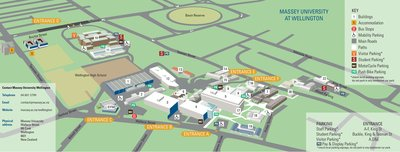 Image preview of Wellington Campus building map